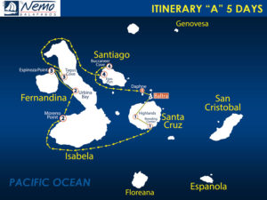 itinerary-A-5-days-nemo-iii-galapagos-cruise