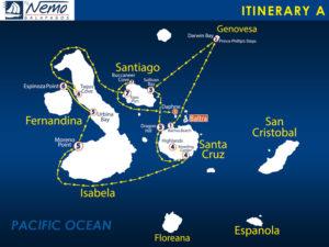 itinerary-A-nemo-iii-galapagos-cruise