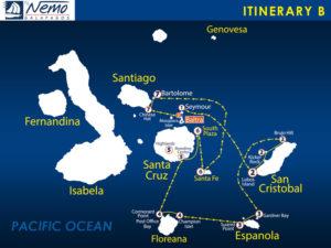itinerary-B-nemo-iii-galapagos-cruise